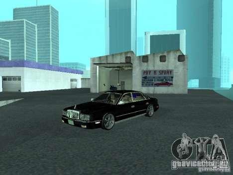 Nissan President JS для GTA San Andreas вид слева