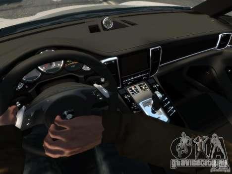 Gemballa Mistrale Concept 2011 для GTA 4 вид сзади слева
