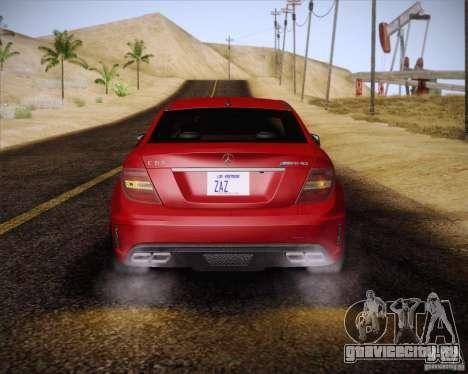 Improved Vehicle Lights Mod для GTA San Andreas шестой скриншот