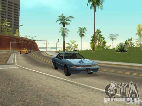 ENBSeries by Sashka911 для GTA San Andreas шестой скриншот