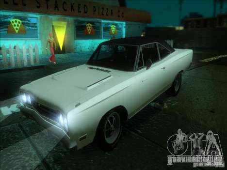 Plymouth Roadrunner 440 для GTA San Andreas