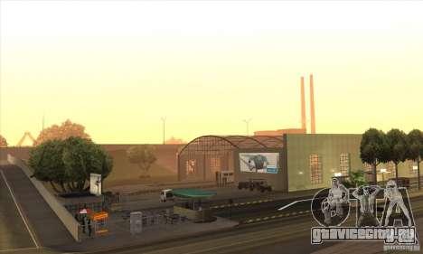 BUSmod для GTA San Andreas пятый скриншот