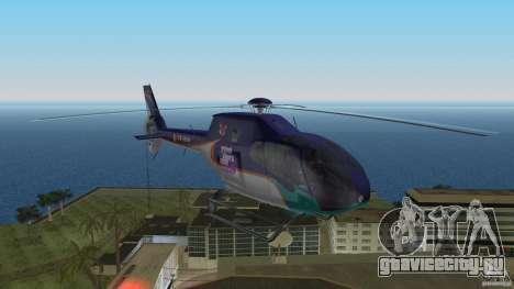 Eurocopter Ec-120 Colibri для GTA Vice City вид слева