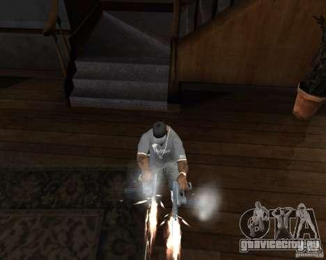 Tec 9 (HQ) для GTA San Andreas третий скриншот
