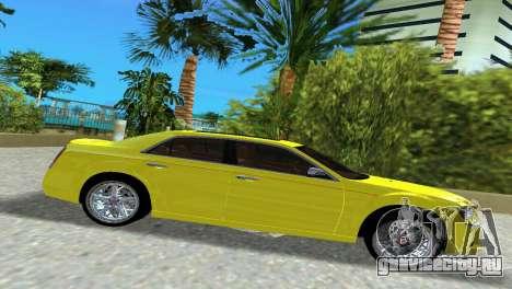Lancia Nuova Thema для GTA Vice City вид слева