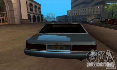 ENBSeries 0.075 для GTA San Andreas третий скриншот