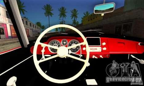BMW 507 для GTA San Andreas вид сзади слева