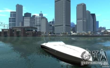 New Jetmax для GTA 4 вид справа