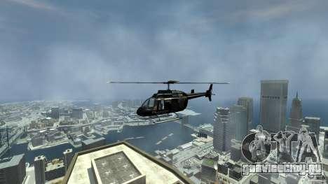 Helicopter Generation-GTA для GTA 4 вид справа
