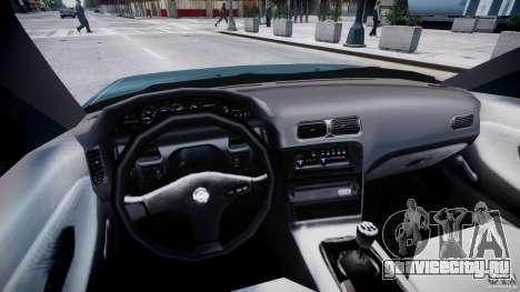 Nissan 240sx v1.0 для GTA 4 вид справа