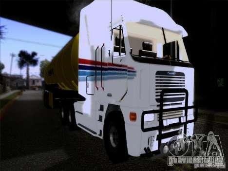 Freightliner Argosy Skin 3 для GTA San Andreas вид слева