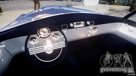 Buick Skylark Convertible 1953 v1.0 для GTA 4 вид сзади
