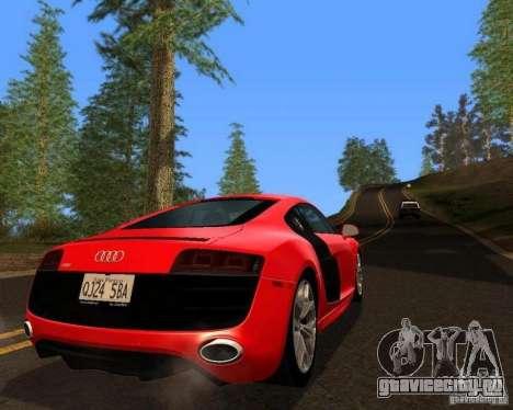 Real World ENBSeries v4.0 для GTA San Andreas восьмой скриншот