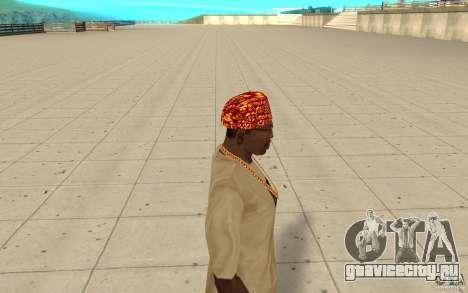 Бандана halloween для GTA San Andreas второй скриншот