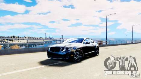 Bentley Continental SuperSports v2.5 для GTA 4