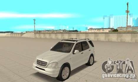 Mercedes-Benz ML 430 для GTA San Andreas