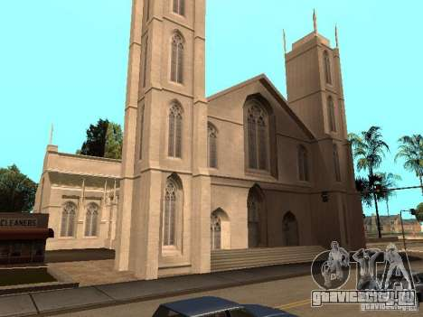 Grand Street для GTA San Andreas второй скриншот