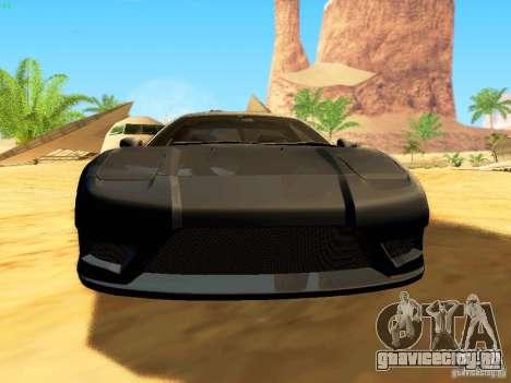 Honda NSX Custom для GTA San Andreas колёса