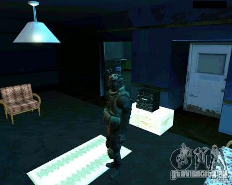 Солдат из CoD MW 2 для GTA San Andreas второй скриншот