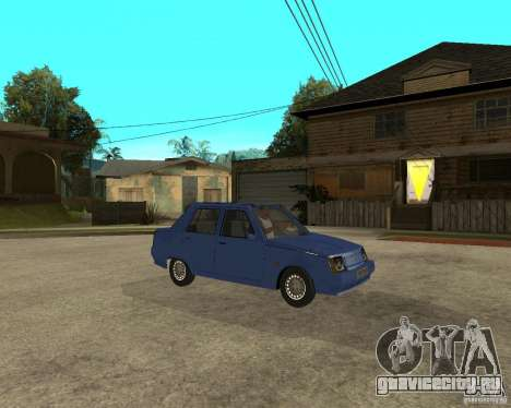 ЗАЗ 1103 Славута для GTA San Andreas
