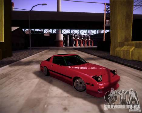 Mazda RX7 FBS3 для GTA San Andreas