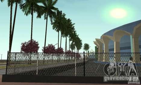 Green Piece v1.0 для GTA San Andreas десятый скриншот