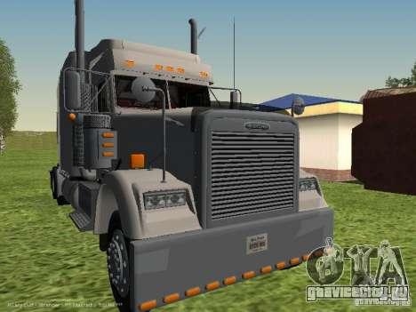 Freightliner FLD120 Classic XL Midride для GTA San Andreas вид слева