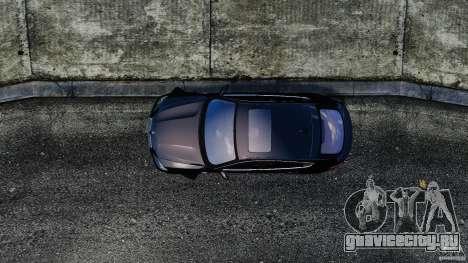 BMW X6 2013 для GTA 4 вид справа