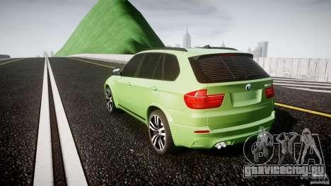 BMW X5 M-Power для GTA 4