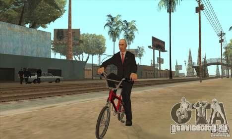 Владимир Владимирович Путин для GTA San Andreas четвёртый скриншот