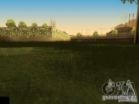 ENB project by jeka для GTA San Andreas четвёртый скриншот