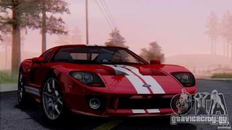 SA Beautiful Realistic Graphics 1.7 BETA для GTA San Andreas второй скриншот