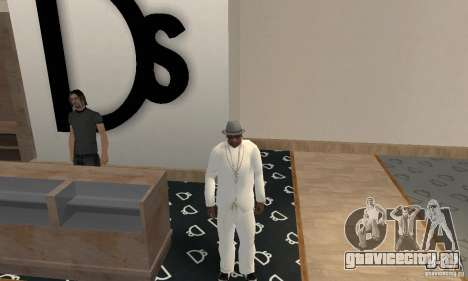 Begie CJ Skin для GTA San Andreas