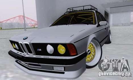 BMW M635CSi Stanced для GTA San Andreas