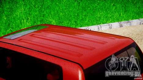 Toyota Land Cruiser 200 2007 для GTA 4 вид сверху