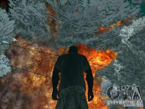 Salut v1 для GTA San Andreas восьмой скриншот