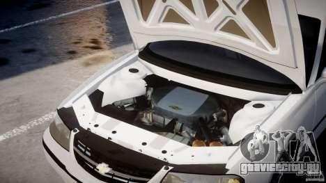 Chevrolet Impala Unmarked Police 2003 v1.0 [ELS] для GTA 4 вид справа