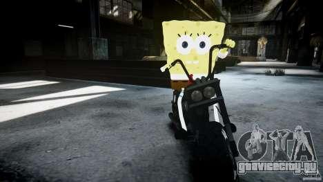 Спанч Боб для GTA 4