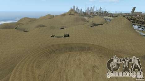 Desert Rally+Boat для GTA 4 второй скриншот