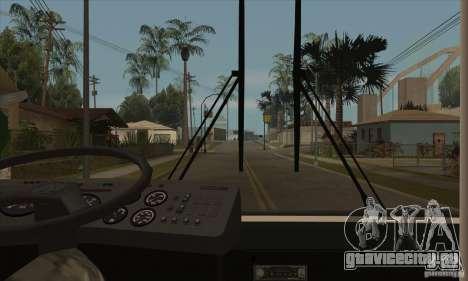 ЛАЗ А141 для GTA San Andreas вид сбоку