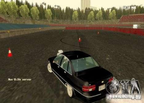 Nascar Rf для GTA San Andreas третий скриншот