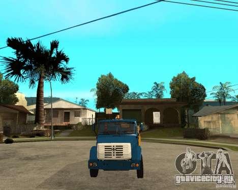 Зил-433362 Extra Pack 2 для GTA San Andreas вид сверху
