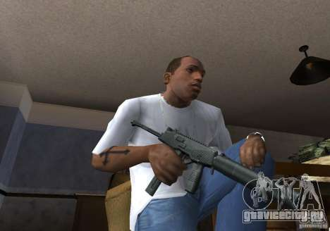 Weapon Pack by viter для GTA San Andreas третий скриншот