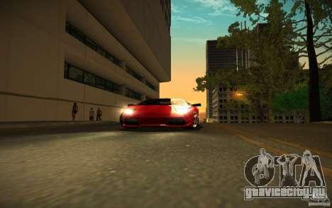 ENB Black Edition для GTA San Andreas восьмой скриншот