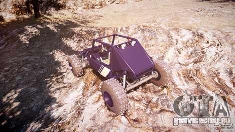 Buggy beta для GTA 4 вид сбоку