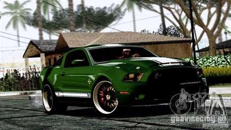ENB By Wondo для GTA San Andreas второй скриншот