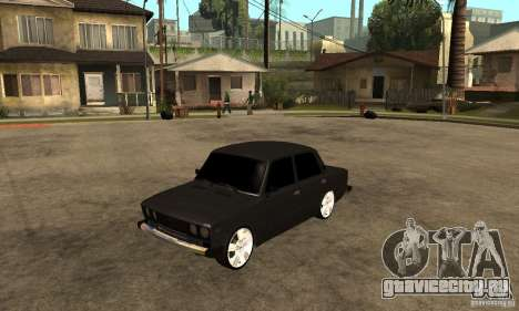 Lada ВАЗ 2106 LT для GTA San Andreas