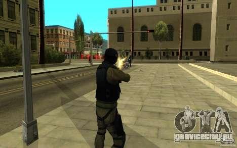 CJ-спецназ для GTA San Andreas седьмой скриншот