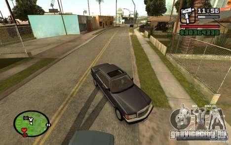 CAMZum beta возможно из GTA 5 для GTA San Andreas третий скриншот