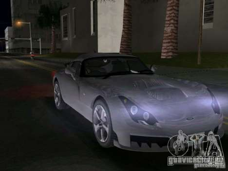 TVR Sagaris для GTA Vice City